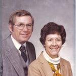 Jim and Phyllis Hanstra 1980