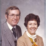 Jim and Phyllis Hanstra 1980